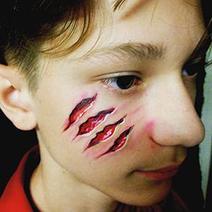 face paint parties